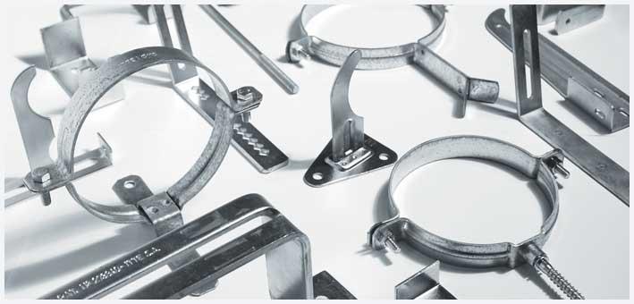 Industrias Itte vista de piezas