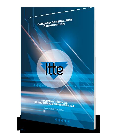 catálogo general de productos de Industrias ITTE
