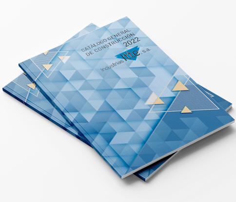 catálogo general de productos para la construcción de Industrias ITTE